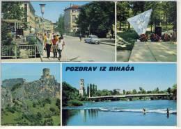 BIHAC - Pozdrav Iz Bihaca,  Vue Multiple, Used - Bosnië En Herzegovina