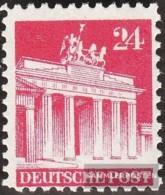 Bizone (Alliierte Besetzung) 86X B MNH 1948 Edifici - American/British Zone