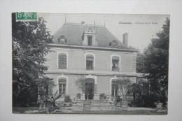 69 : Chasseley  Chasselay - - Château De La Perle - France