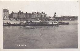 Bratislava - Ship Luitpold - Slowakei