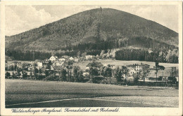 Silésie , WALDENBURGER BERGLAND  HONRADTSTHAL MIT HOCHNALD - Pologne