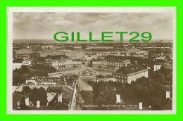 KOBENHAVN, DANEMARK - AMALIENBORG OG HAVNEN - CIRCULÉE EN 1914 - J. CHR. OLSENS - - Danemark
