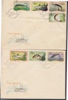 1971-FDC-18  CUBA. FDC. 1971. PESCA DEPORTIVA. SPORT FISHING. PECES. FISHS. - FDC