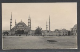 8828-COSTANTINOPOLI-ISTAMBUL(TURCHIA)-MOSCHEA SULTANO AHMED-FOTO - Luoghi