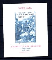 No�l, Adoration des bergers (Ribera), BF 22**n d, cote 17,50 �,