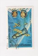 KAMPUCHEA 1984 SOYUZ 7  USATO - Kampuchea