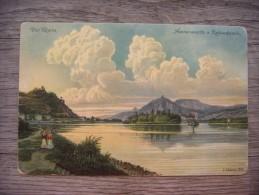 Der Rhein. Nonnenwerth U. Rolandseck. Germany. 1902. - Non Classés