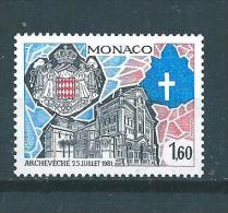 Monaco Timbres De 1982  N°1331 Neufs ** - Monaco