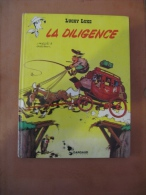 LUCKY LUKE La Diligence 1974 - Livres, BD, Revues