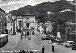 CAMPANIA-SALERNO-MONTECORVINO ROVELLA PIAZZA UMBERTO  I  ANIMATA - Italia