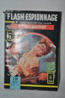 FLASH ESPIONNAGE N°3 - Crime Parfait - Comics Pocket AREDIT 1966 - Magazines Et Périodiques