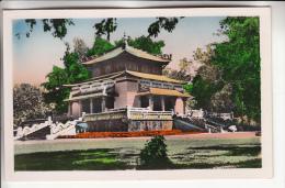 INDOCHINE Indochina - SUD VIETNAM Viet Nam : Temple Des Guerriers Vietnamiens - CPSM Photo Colorisée PF - Vietnam