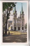 INDOCHINE Indochina - SUD VIETNAM Viet Nam : La Cathédrale Centrale - CPSM Photo Colorisée PF - Vietnam
