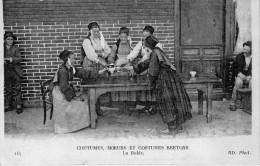 35 CMCB  - Coutumes, Moeurs Et Costumes Bretons La Bolée Envoyée De MAURE De BRETAGNE - France