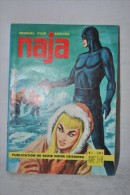 NAJA N°2 - Editions Bianconi Milan - BD Pocket Adulte - Mars 1967 - Magazines Et Périodiques