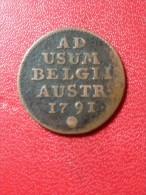 "LIARD DE LEOPOLD II ""1791"" - Monedas"
