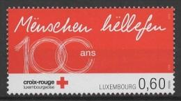 Luxemburg (2014) - Set -   /  Rotes Kreuz - Red Cross - Croix Rouge - Cruz  Roja - Croce Rossa - Rode Kruis