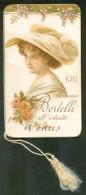 1911 Almanacco Bertelli Ottimo Stato Di Conservazione -B91 - Calendari