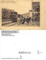 Ticino - Capolago - Ferrovia Monte Generoso CON TRENO RIPRODUZIONE 1994(A-L 023) - Cartoline