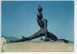 REF 214 CPSM HAITI POrt Au Prince Nègre Marron - Haïti
