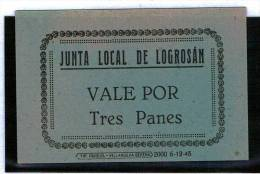 LOGROSAN (CACERES) - [ 3] 1936-1975 : Régimen De Franco