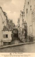 Le Vieux Bruxelles, Emplacement Du Boulevard Anspach. - Lanen, Boulevards