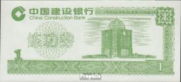 Volksrepublik China Grün Trainingsbanknote Bankfrisch 1 Jin - China