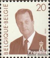 Belgien 2611 (kompl.Ausg.) Postfrisch 1994 König Albert II. - Ungebraucht