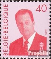Belgien 2617 (kompl.Ausg.) Postfrisch 1994 König Albert II. - Ungebraucht