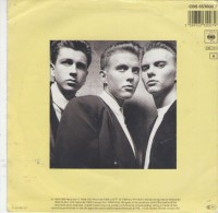 Bros : I Quit / I Quit (Acid Drops)  - CBS Records 653000 7 - Disco, Pop