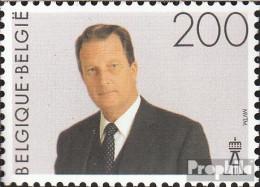 Belgien 2651 (kompl.Ausg.) Postfrisch 1995 König Albert II. - Ungebraucht