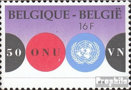 Belgien 2653 (kompl.Ausg.) Postfrisch 1995 UNO - Ungebraucht