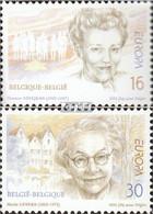 Belgien 2688-2689 (kompl.Ausg.) Postfrisch 1996 Berühmte Frauen - Ungebraucht