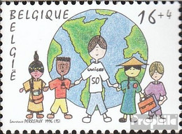 Belgien 2722 (kompl.Ausg.) Postfrisch 1996 UNICEF - Ungebraucht