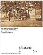 Ticino - Monte Generoso TRAMWAY Hotel Bella Vista  RIPRODUZIONE 1994 (A-L 023) - Cartoline