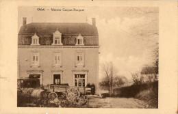 Odet, Maison Gaspar-Burguet. - Bretagne