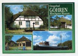 GERMANY - AK 221538 Ostseebad Göhren - Mönchguter Museum - Göhren
