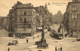 Bruxelles, Saint-Gilles, La Barrière. (tram) - St-Gilles - St-Gillis