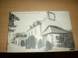 29 - Plougasnou : L'Hôtel Des Bains : Animée - Plougasnou