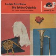 Bavaria Sinfonie Orchester   :   Leichte Kavallerie  /  Die Schöne Galathée  - Polydor 20 019 - Disco, Pop