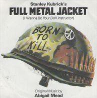 Full Metal Jacket O.M.P.S.T.  : Full Metal Jacket  / Sniper  - WB Records 928 204 - 7 - Disco, Pop