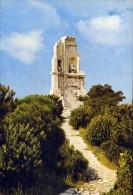 Athen - Monument A Philopapou - Formato Grande Viaggiata - Grecia