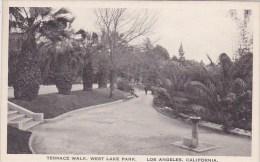California Los Angeles Terrace Walk West Lake Park Los Angeles