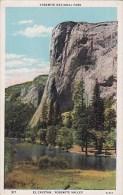 California Yosemite Valley El Capitan Yosemite National Park