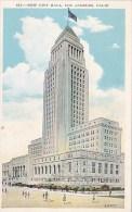 California Los Angeles New City Hall