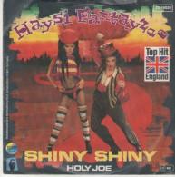 Haysi Fantayzee : Shiny Shiny   / Holy Joe  - Regard Records 68038 - Disco, Pop