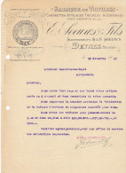 Fabrique De Voitures - Charrettes Attelages Tricyles Automobiles Pour Enfants - Seeuws & Fils - Deynze - 1932 - 1900 – 1949