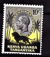 KUT, 1935, SG  112, MNH - Kenya, Uganda & Tanganyika