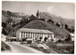 05 - Hautes Alpes / LA GRAVE : Vue Générale Et Nouvel Hôtel Castillan. - Autres Communes