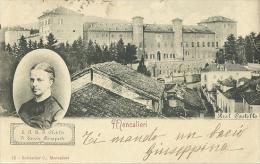B03894-Moncalieri(Torino)-Real Castello-1900 - Moncalieri
